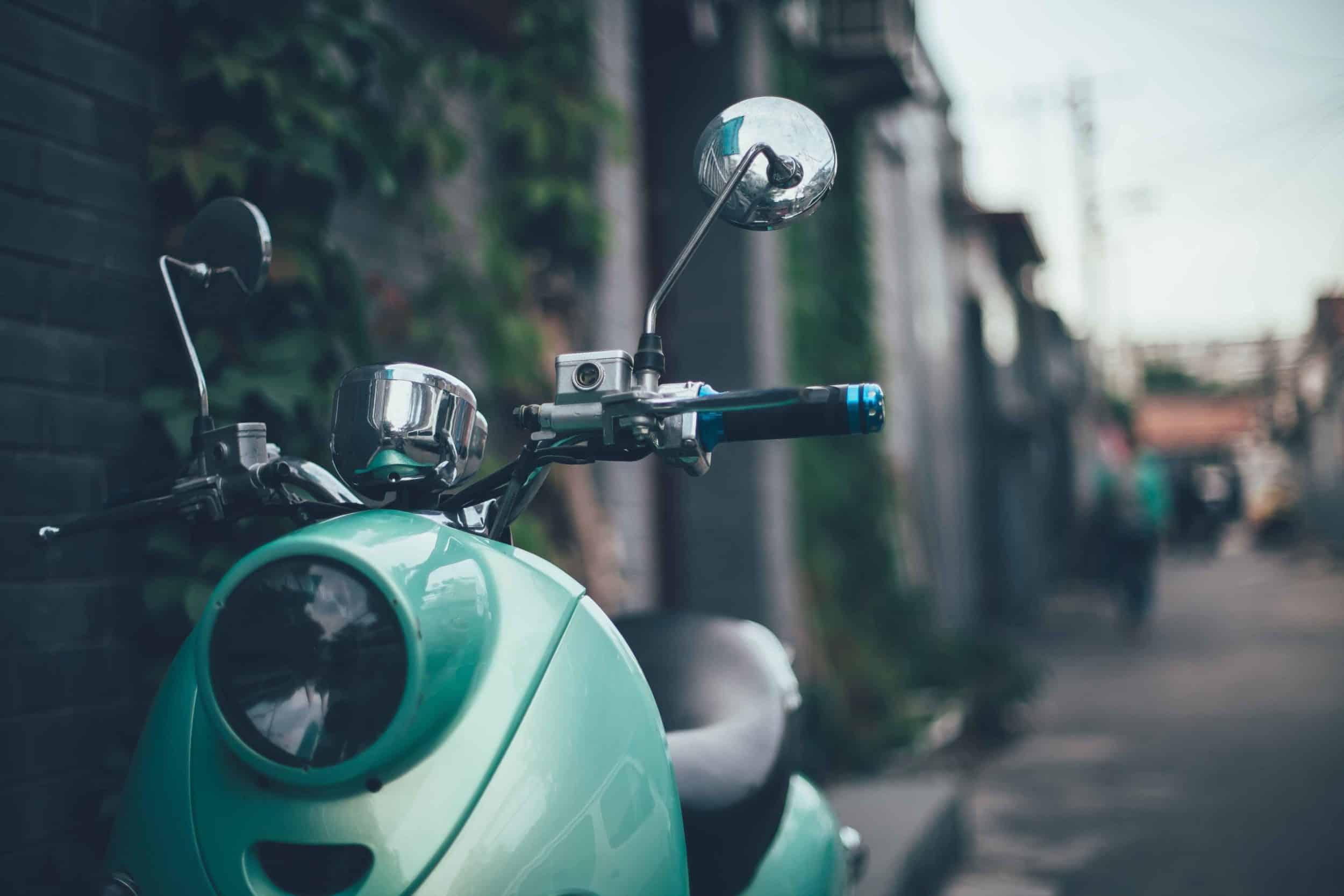scooter da trasportare