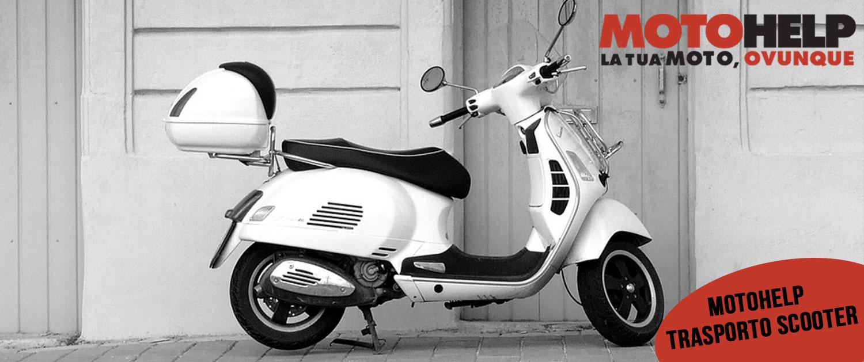 perché fare trasporto scooter con Motohelp